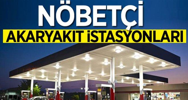 İşte Gaziantep'te açık olacak akaryakıt istasyonları!