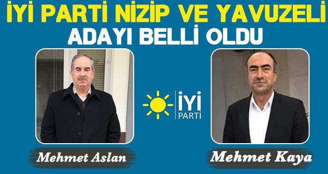 İYİ Parti, belediye başkan adaylarını belirledi!
