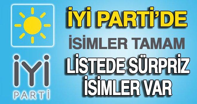 İYİ Parti Gaziantep adayları açıklandı! İşte o isimler