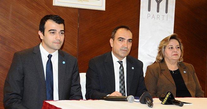 İYİ Parti Gaziantep teşkilatı sahaya indi