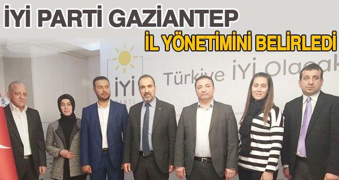 İYİ Parti Gaziantep'te hız kesmiyor…