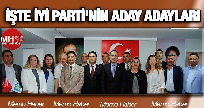 Gaziantep İYİ Parti'de aday adayları belli oldu!..