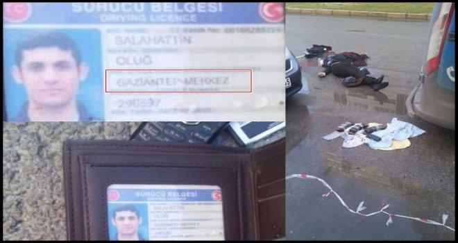 İzmir'de öldürülen terörist Gaziantepli mi?