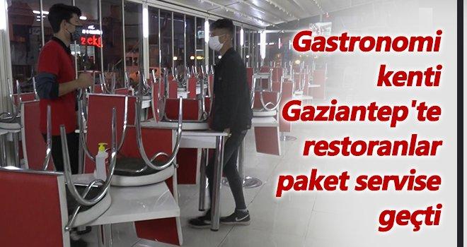 Kafeteryalar yasağa uyarak iş yerlerini kapattı