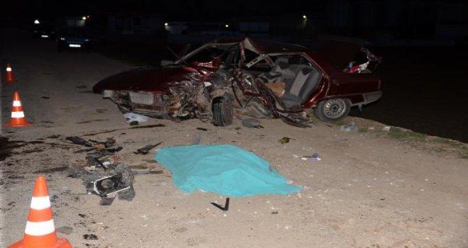 Kahramanmaraş'ta feci kaza: 5 ölü 4 yaralı