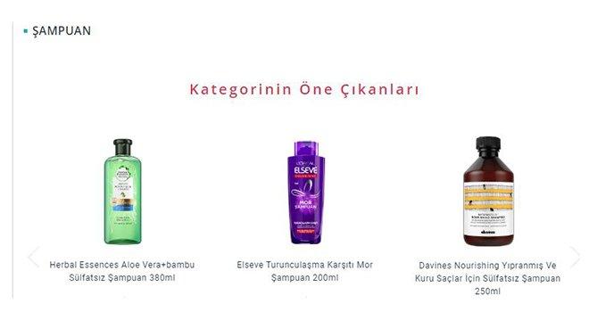 Kaliteli Şampuan Markaları