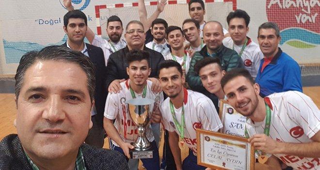 Kaplan :Hedefimiz Avrupa Trophy Ligi şampiyonu olmak