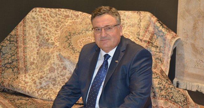Kaplan:Türkiye Halı İhracatının %68,4'ü Gaziantep'ten