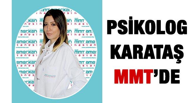 Karataş, MMT'de hasta kabulüne başladı