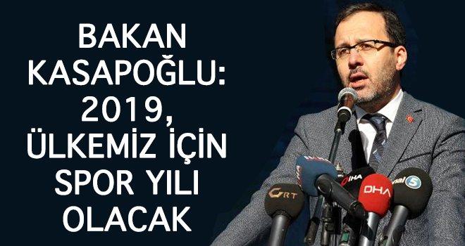 Kasapoğlu; Gaziantep sporunda başkenti olacak