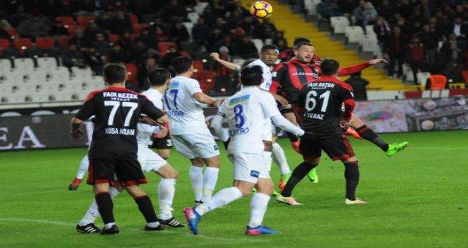 Gaziantepspor intihar etti 0-2