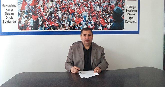 Kazak: Hamaset değil, icraat bekliyoruz