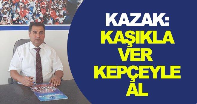 Kazak: Tek kişinin açlık sınırı bir önceki aya göre arttı