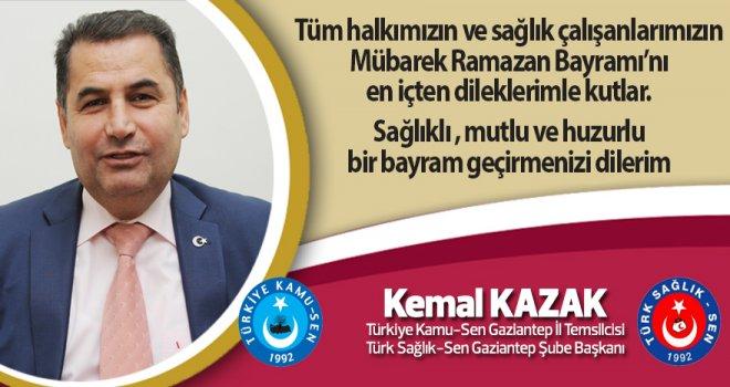 Kemal Kazak Ramazan Bayramı