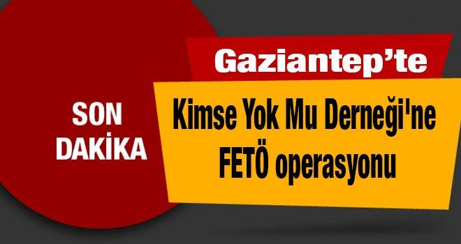 Kimse Yok Mu Derneği'ne FETÖ operasyonu: 55 gözaltı