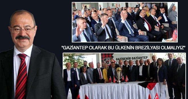 Konukoğlu: Gaziantep'i layıkıyla temsil edeceğiz
