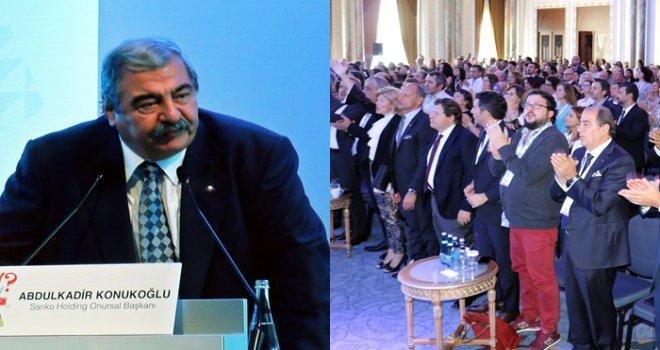Konukoğlu: Türkiye tekstilden vazgeçemez