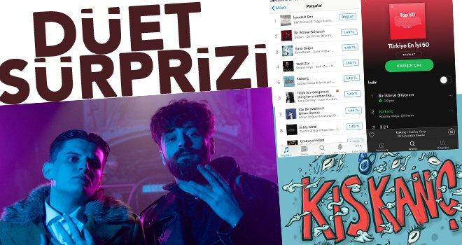 Kubilay Karça'dan albüm öncesi Şehinşah ile düet sürprizi