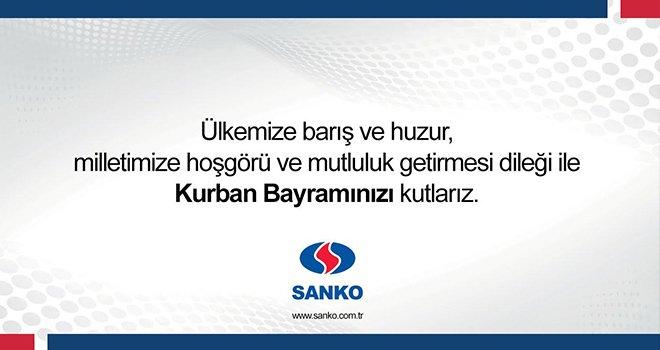 SANKO Kurban Bayramı
