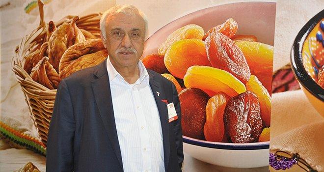 Kuru meyve ve mamulleri ihracatçıları Malatya'da buluştu