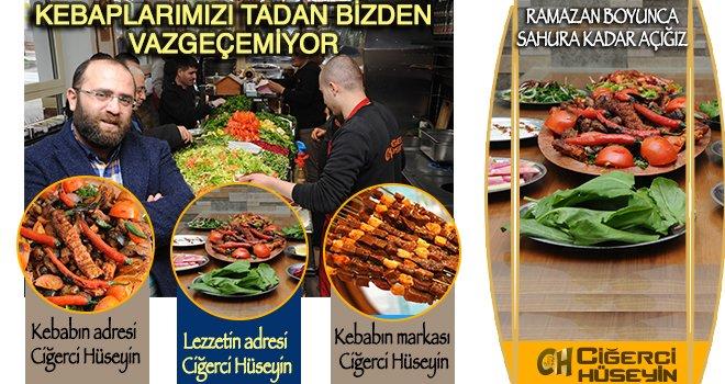 Gaziantep'in lezzet durağı VİP hizmeti ile dikkat çekiyor