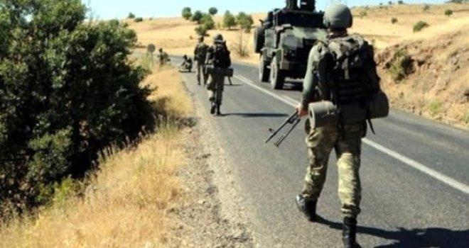 Lice'de roketli saldırı: 1 şehit, 3 asker yaralı