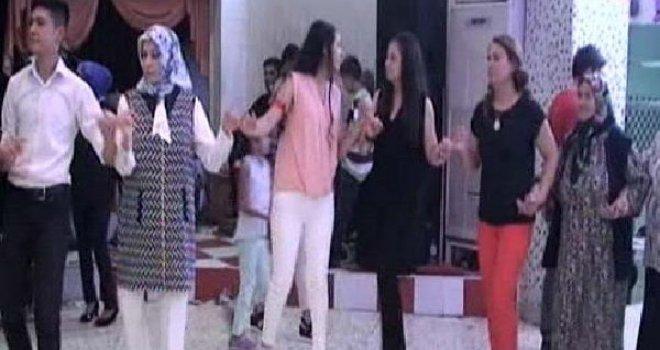 Liseli Kübra'dan geriye bu görüntüler kaldı