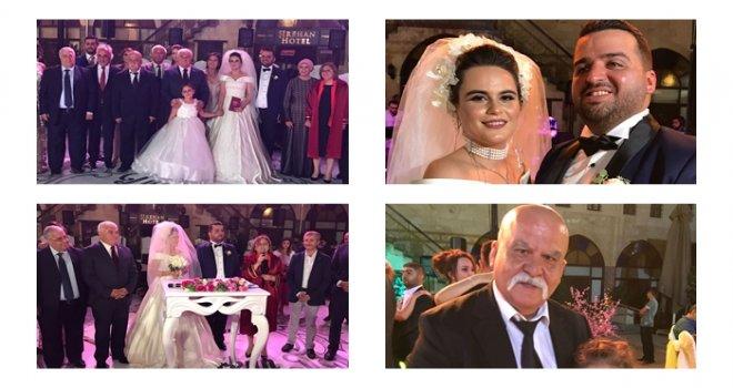 Maraş ve Nabioğlu ailesinin en mutlu günü