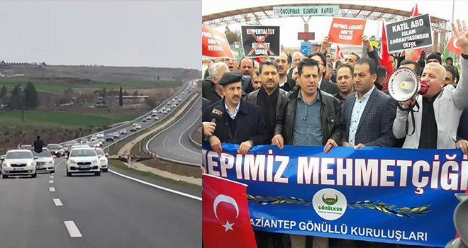 Memur-Sen ve Eğitim-Bir-Sen'den Mehmetçik'e destek