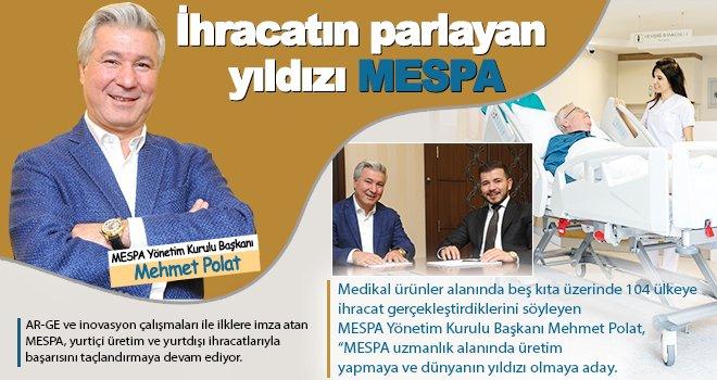 MESPA inovasyon odaklı büyüyor