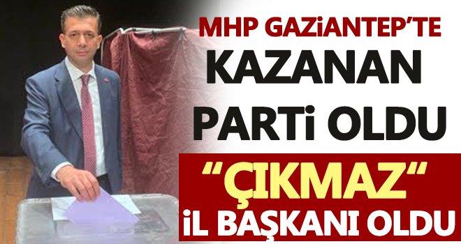 MHP Gaziantep'te Çıkmaz dönemi: İl Başkanlığına seçildi