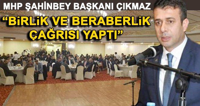 MHP'li Çıkmaz: Partimizin gücünü Türkiye ve Gaziantep görecek