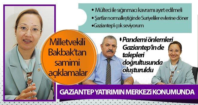 Milletvekili Bakbak: Kadına yönelik şiddet kabul edilemez