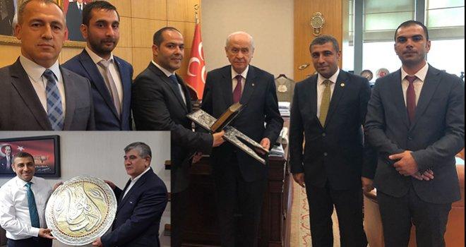 Milletvekili Taşdoğan'a Ziyaretçi Yağmuru