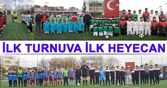 Minikler Futbol Şenliği, renkli anlara sahne oldu