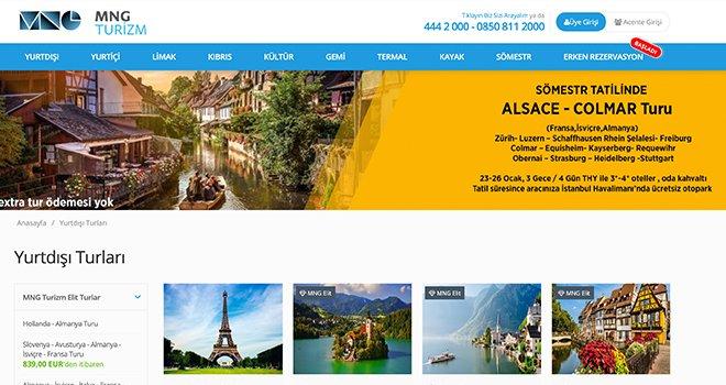 MNG Turizm İtalya Turları