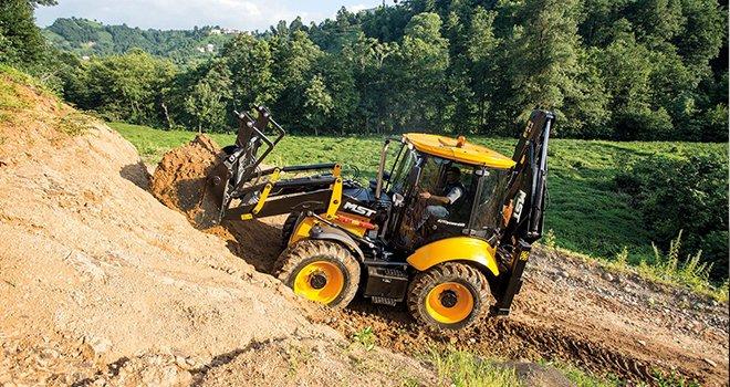 MST İş ve Tarım Makinaları Kayseri tarım fuarında