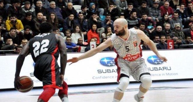 Muratbey Uşak- Gaziantep Basketbol: 82-87