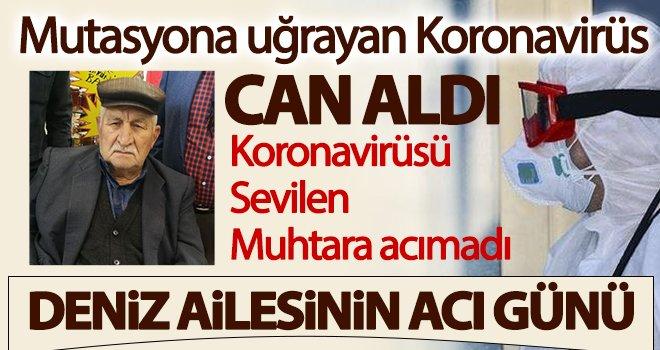 Mutasyona uğrayan Koronavirüs Gaziantep'te can aldı