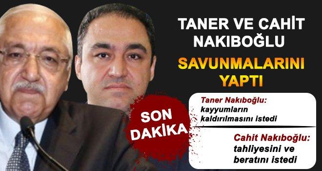 Naksan Holding'de karar duruşması