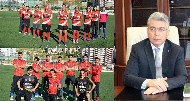 NTO Başkanı Özyurt, Avrupa Şampiyonlarını kutladı