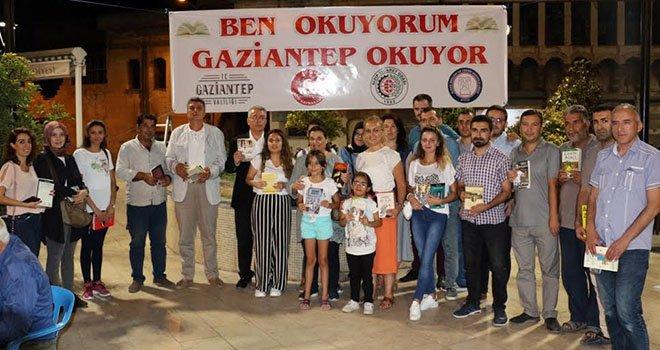 NTO'dan 'Ben Okuyorum, Gaziantep Okuyor' projesine destek