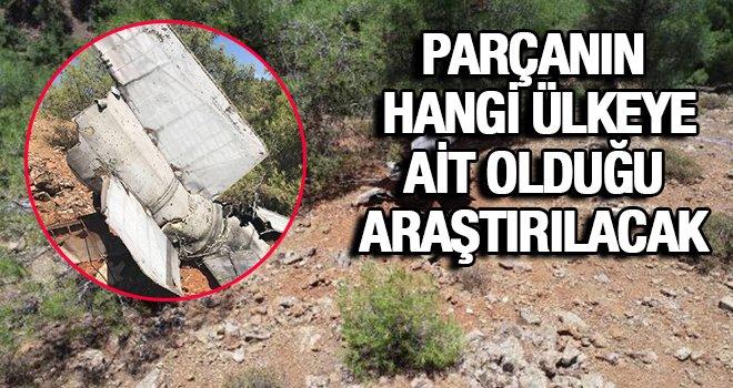 Nurdağı'nda bulunan enkaz için inceleme ekibi görevlendirildi