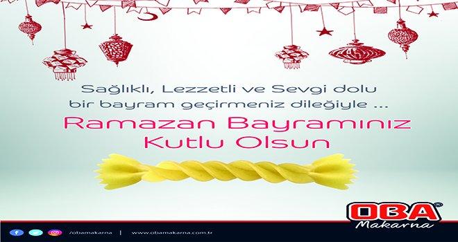 Oba Makarna Ramazan Bayramı