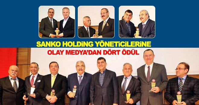 Olay Medya Grubu '27 Yılın Altın Adamları' ödül töreni