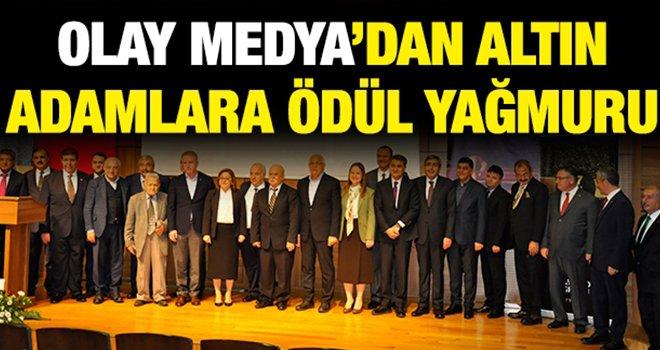 Olay Medya'nın 27'inci Yılında Altın Ödülleri