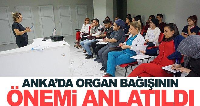 Organ bağışı konusunda çok gerilerdeyiz