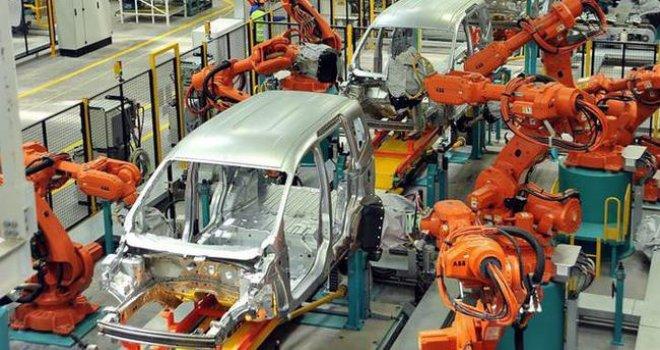 Otomotiv üretimi Ocak'ta rekor kırdı