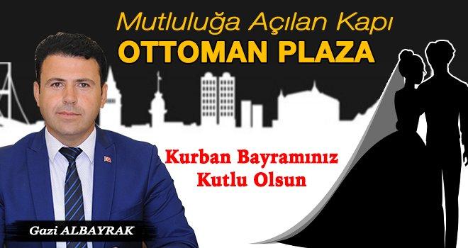 Ottoman Plaza Kurban Bayramı Reklamı