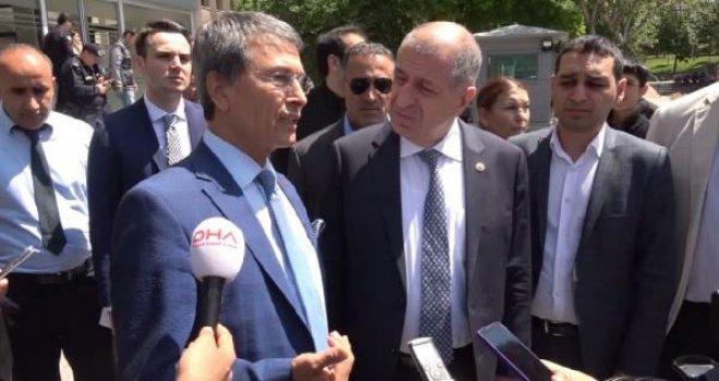 Özdağ'dan 'Atatürk'e hakaret'e suç duyurusu